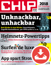 CHIP Magazin 02/18 - Download