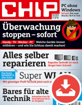 CHIP Magazin 05/18 Download