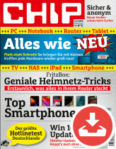 CHIP Magazin 12/18 Download