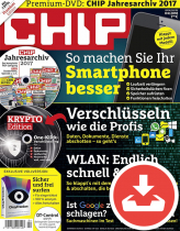 CHIP Magazin 04/18 Download
