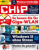 CHIP Plus Jahresabo