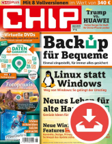 CHIP Magazin 08/19 Download