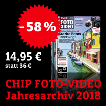 CHIP FOTO-VIDEO Jahresarchiv 2018