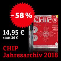 CHIP Jahresarchiv 2018