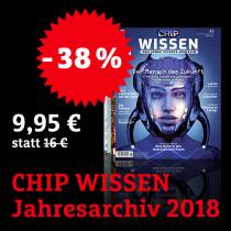 CHIP WISSEN Jahresarchiv 2018 Download