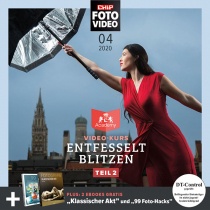 CHIP FOTO-VIDEO Heft-DVD 04/20