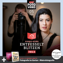 CHIP FOTO-VIDEO Heft-DVD 05/20