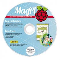 MagPi Heft-DVD 05/20