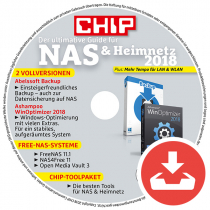 NAS & Heimnetz 2018 Heft-DVD Download