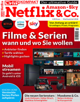 CHIP Kompakt: Netflix 2018