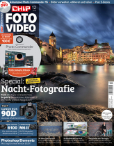 CHIP FOTO-VIDEO mit DVD 12/19