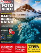 CHIP FOTO-VIDEO mit DVD 01/21