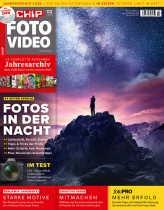 CHIP FOTO-VIDEO mit DVD 02/21