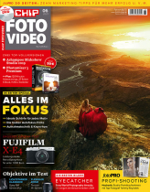 CHIP FOTO-VIDEO mit DVD 06/21