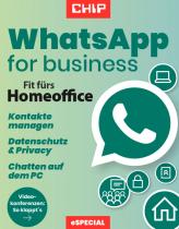 WhatsApp for Business - Fit fürs Homeoffice