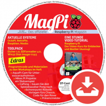MagPi Heft-DVD 01/17 Download