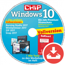 Windows 10 Heft-DVD Download