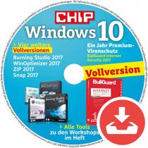 Windows 10 Heft-DVD Download