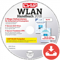 WLAN 2018 Heft-DVD Download