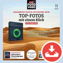 CHIP FOTO-VIDEO Heft-DVD 11/19 Download
