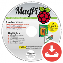 MagPi Heft-DVD 05/19 Download