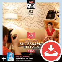 CHIP FOTO-VIDEO Heft-DVD 03/20 Download