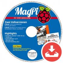 MagPi Heft-DVD 02/20 Download