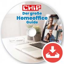 Der große HomeOffice Guide - Heft-DVD