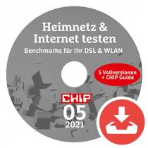 CHIP-DVD 05/21 Download