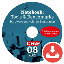 CHIP-DVD 08/21 Download