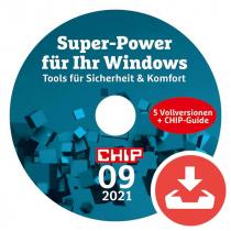 CHIP-DVD 09/21 Download