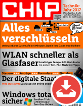 CHIP Magazin 02/17 - Download
