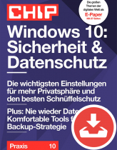 Windows 10 Sicherheit