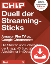 Duell der Streaming-Sticks