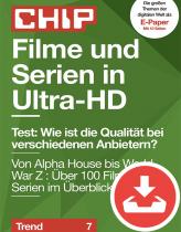 Filme + Serien in UHD