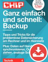 Backup - einfach und schnell