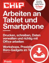 Arbeiten an Tablet & Smartphone