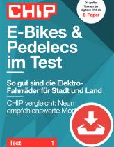 E-Bikes & Pedelecs im Test