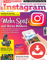 CHIP Kompakt: Instagram 2018 Download