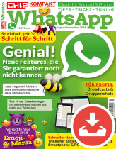 CHIP Kompakt: Whatsapp 2018 Download