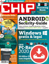 CHIP Magazin 04/20