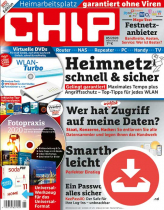 CHIP Magazin 05/20