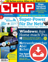CHIP Magazin 10/20