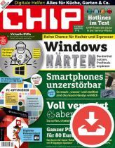 CHIP Magazin 12/20