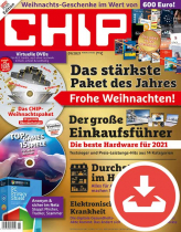 CHIP Magazin 01/21