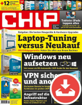 CHIP Magazin 08/21