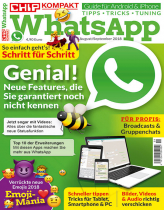 CHIP Kompakt: Whatsapp 2018
