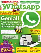 CHIP Kompakt: Whatsapp 2018