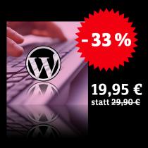 Video-Kurs: WordPress - Schritt für Schritt zur ersten Website