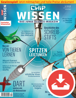 CHIP WISSEN 02/19 Download